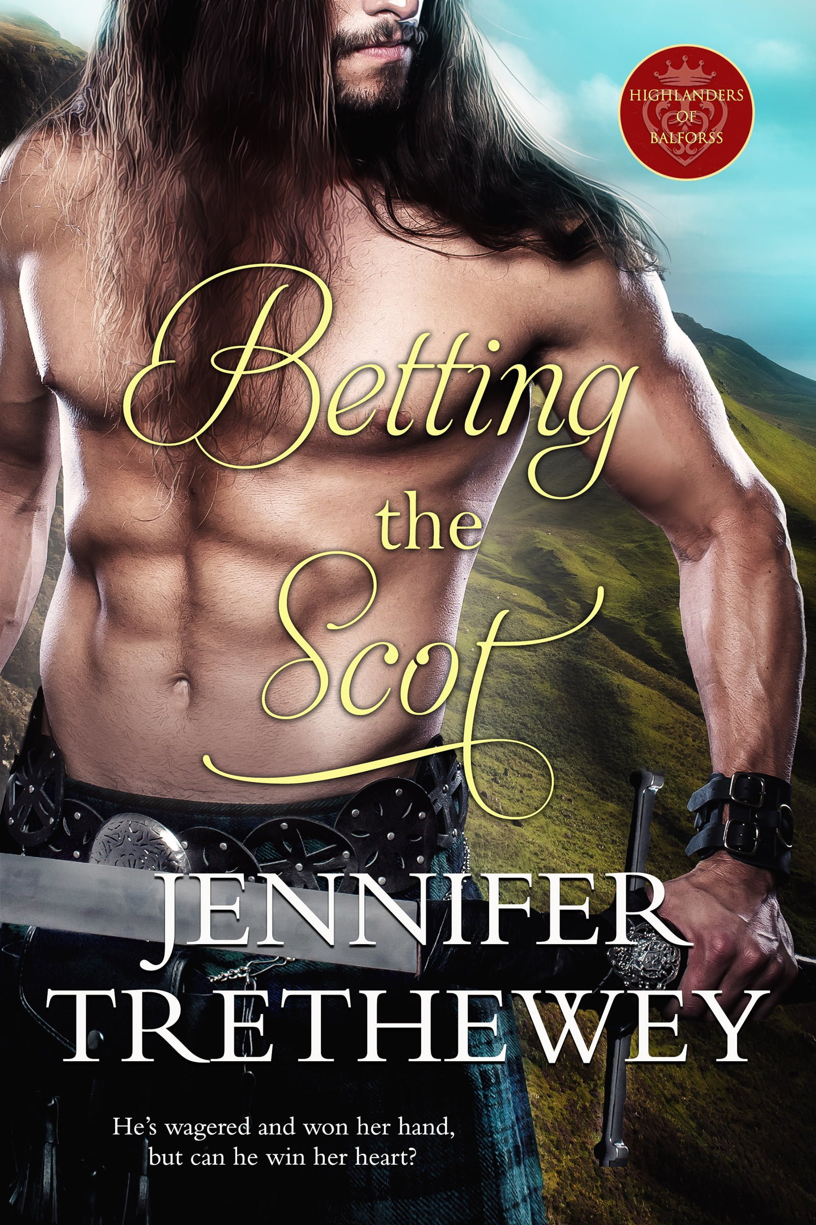 Betting the Scot Book Cover
