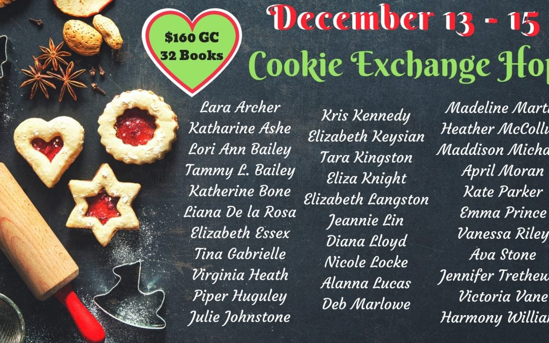 Play the Cookie Exchange Hop
