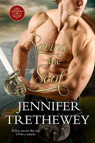 Saving the Scot Book Cover