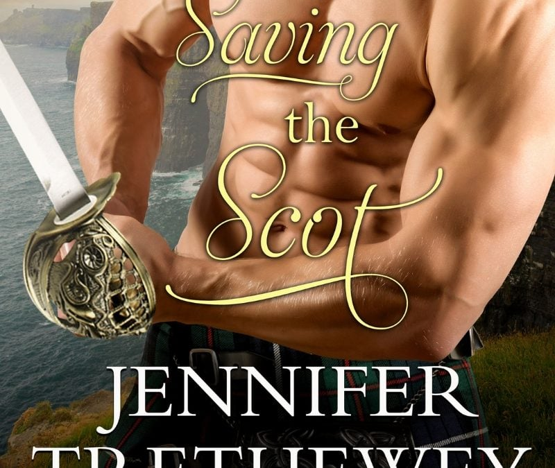 Saving the Scot is available for Pre-Order!