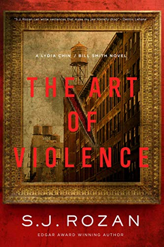 Review of The Art of Violence by SJ Rozan