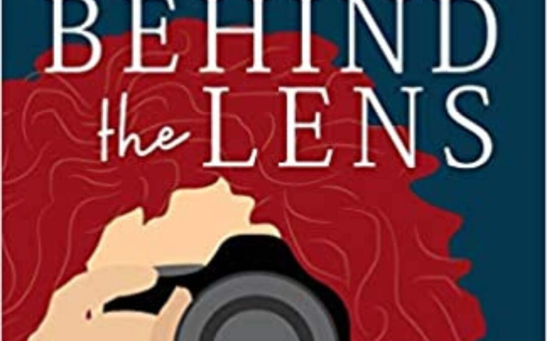 Behind the Lens by Jeannée Sacken