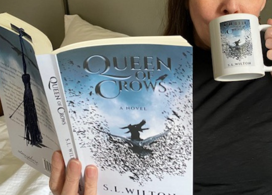 Queen of Crows by S.L. Wilton