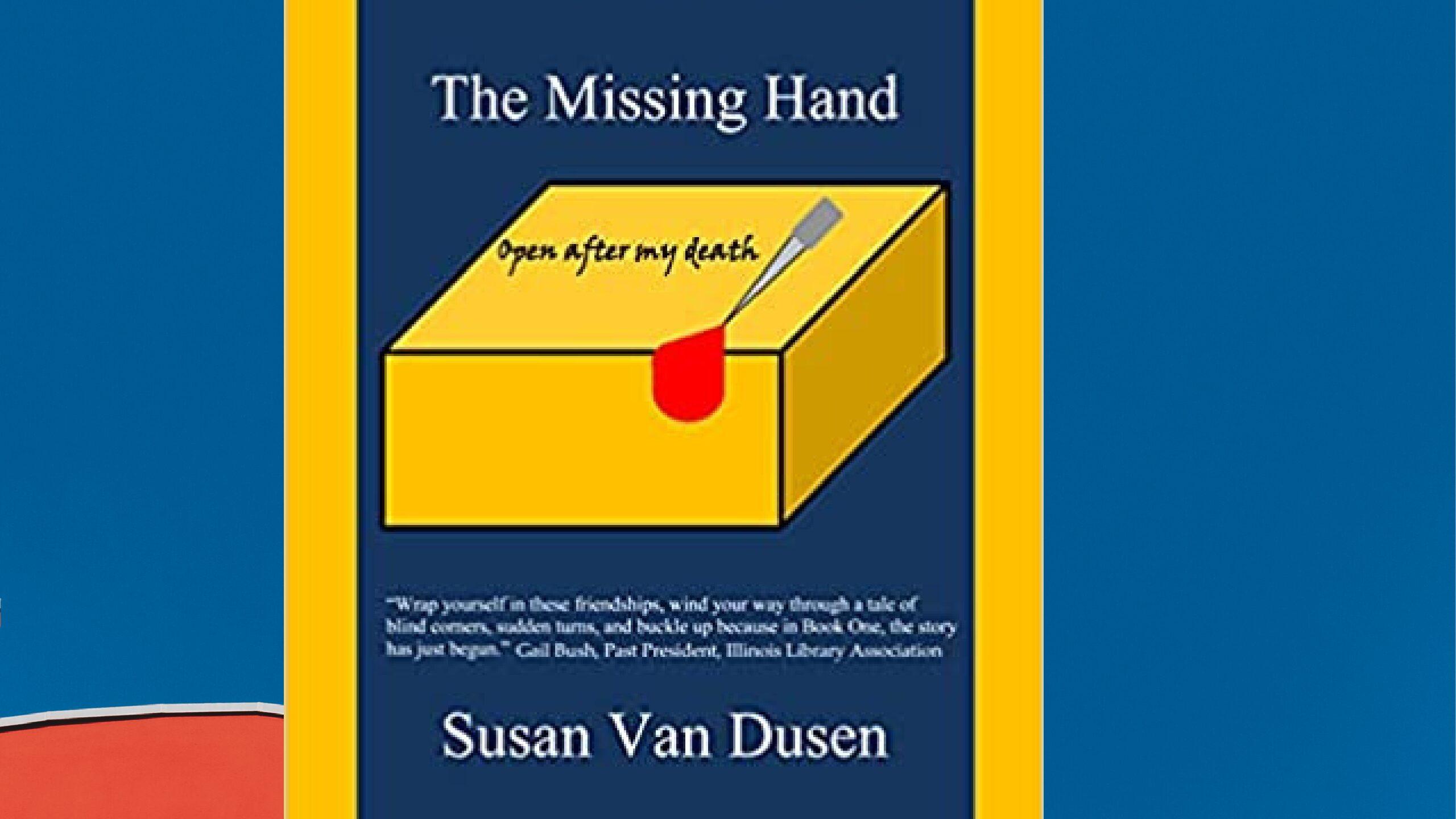 The Missing Hand by Susan Van Dusen